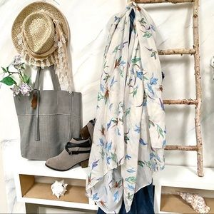 Accessories - 🍃LARGE boho scarf 🍃